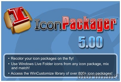 Iconpackager v4.0 RUS Crack; скачать бесплатно IconPackager; Crack для.